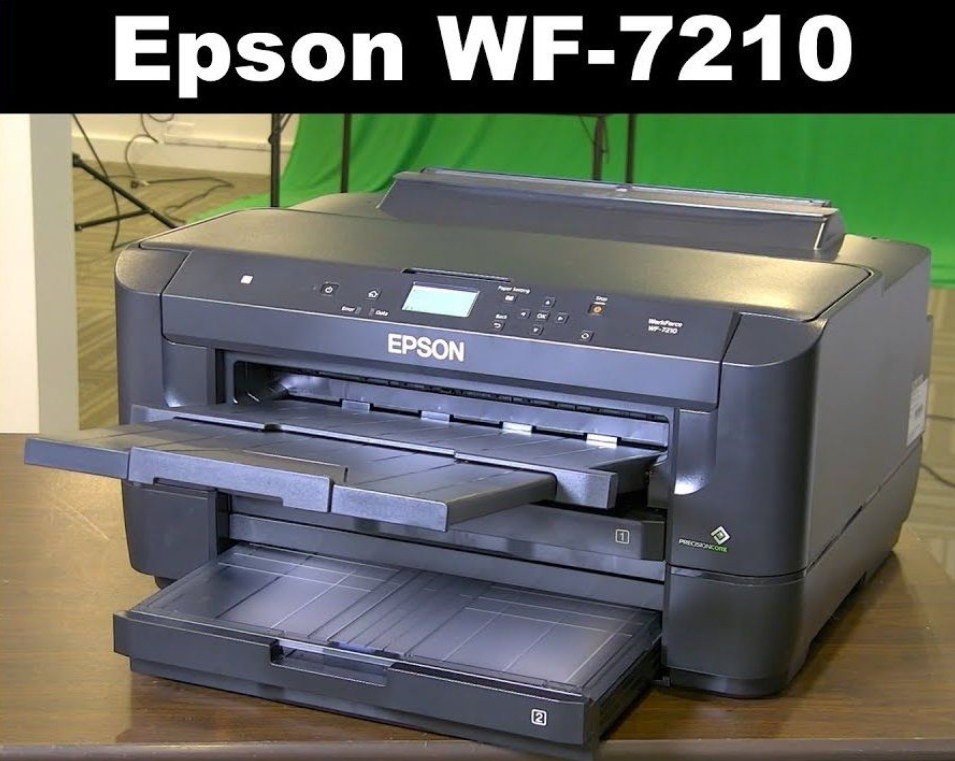 mực máy in epson WorkForce WF 7210